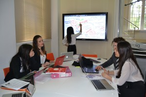 revising using the smartboard