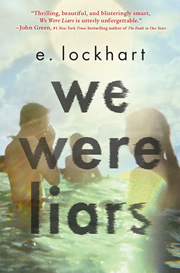 we were liars book cover image