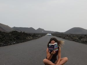 Pupil winner - Extreme Reading in Lanzarote