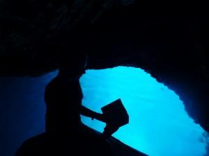 PC_blue cave