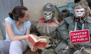 LGA extreme scarecrow