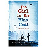 The girl in the blue coat book cover image